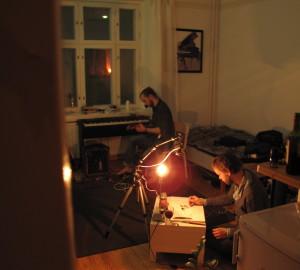 Rehearsals 25.2.2013